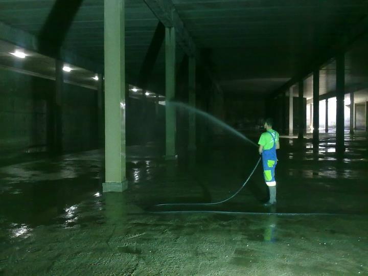limpieza pozos agua ARZAM Madrid
