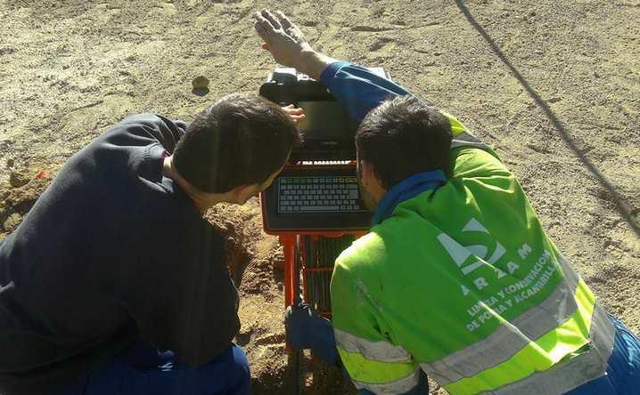 inspección tuberías Madrid ARZAM