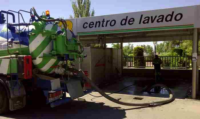 limpieza boxes tuneles de lavado ARZAM Madrid Avila Segovia