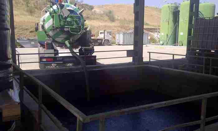 transporte gestión residuos ARZAM MADRID