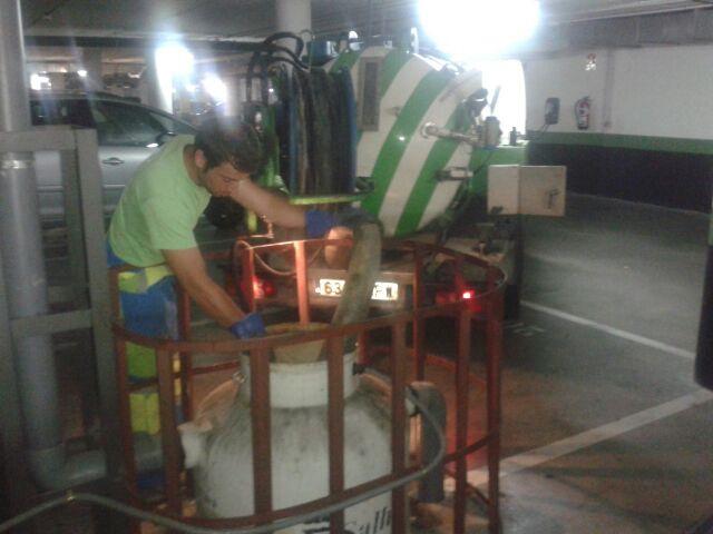 separadores grasas ARZAM Poceros Madrid