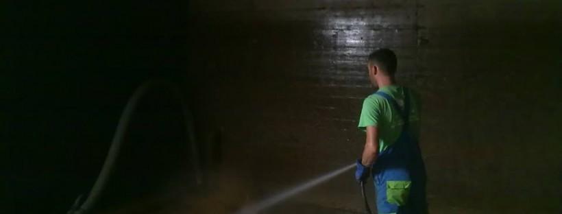 limpieza y mantenimiento de aljibes en Madrid