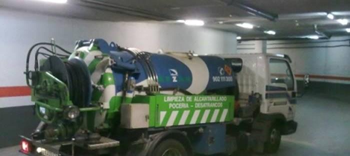 mantenimiento de tuberías en urbanizaciones y comunidades de Madrid
