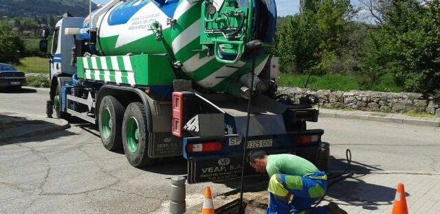 empresa de desatrancos de tuberías en Madrid