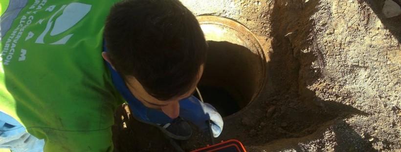 revisión y reparación de tuberías en Madrid