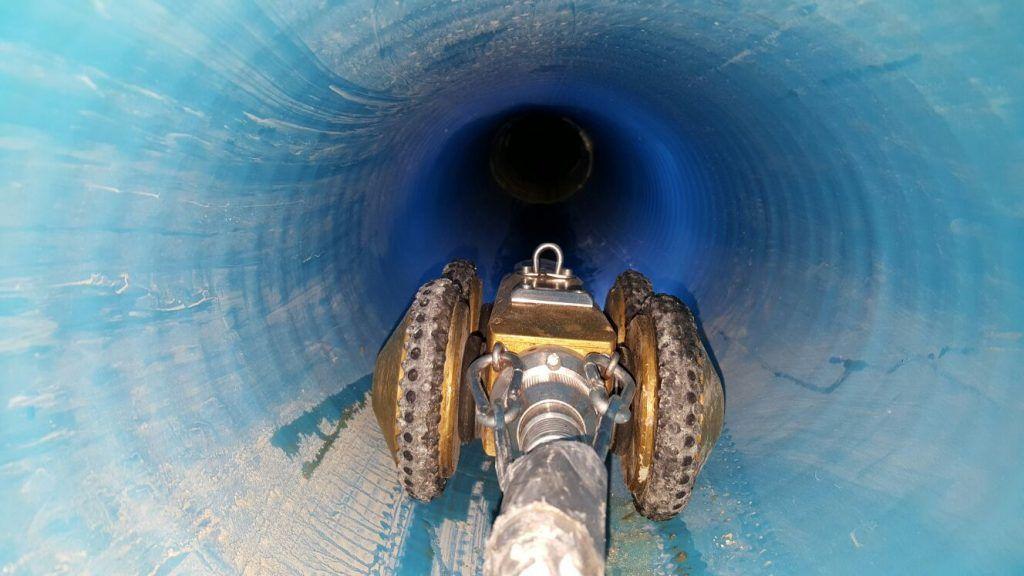inspección de tuberías con cámara en Villanueva de la Cañada