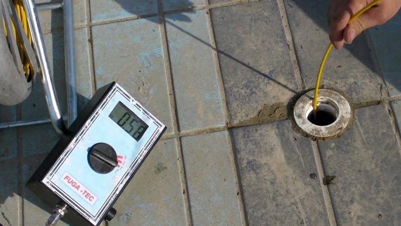 inspección tuberías cámara Guadarrama