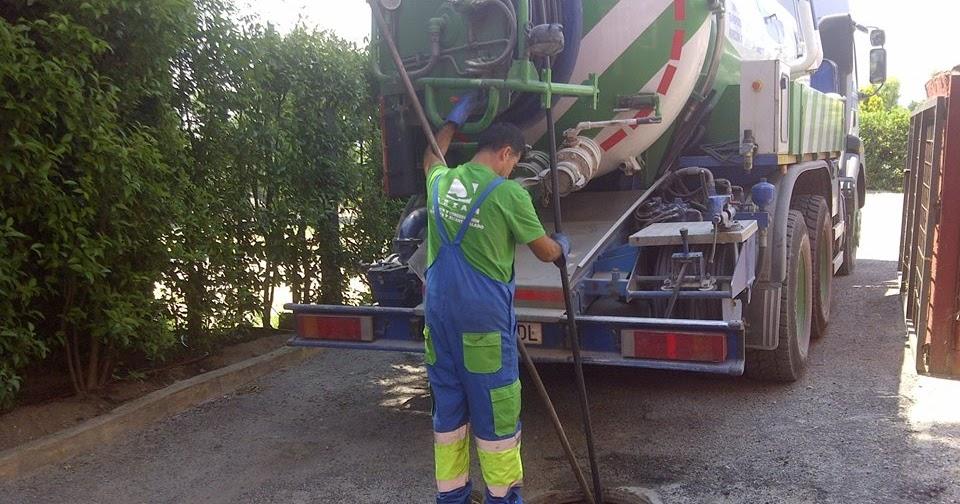 limpieza vaciado fosas septicas aldea del fresno