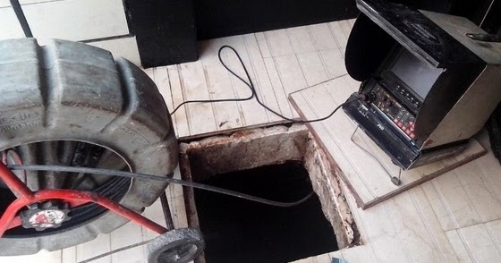 inspeccion tuberias camara valdemorillo